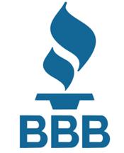 Better Business Bureau, Morris Glass A+ Rating